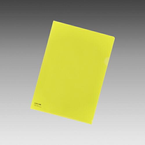 【ポイント20倍】(まとめ) クリヤーホルダー リヒトラブ カラークリヤーホルダー 黄色 F-78-5 4903419121013 ●縦310×横220mm 1枚【150×セット】