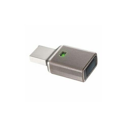 IOデータ 【マラソンでポイント最大43.5倍】IOデータ 指紋認証センサー付き セキュリティUSBメモリー 64GB ED-FP/64G