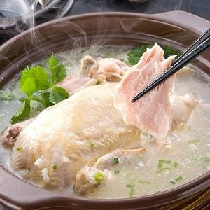 注目グルメ本場韓国の味 宮廷料理サムゲタン 本場韓国の味 新作多数 韓国宮廷料理 2袋 サムゲタン 数量限定アウトレット最安価格 参鶏湯