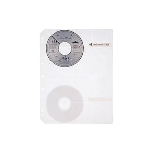 PC パソコン収納整理用品 CD保管用品 事務用品 まとめお得セット マラソンでポイント最大43.5倍 開店祝い スーパーセールでポイント最大43.5倍 5枚 DVD追加用替ポケット 業務用50セット 引出物 CD RE-141CD プラス