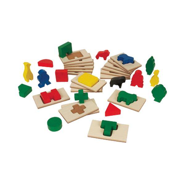 立体式手 指 本日の目玉 大人気 視覚で感じる木製パズル