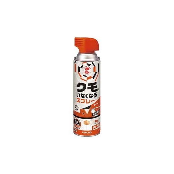 【マラソンでポイント最大43.5倍】(まとめ)大日本除蟲菊 クモがいなくなるスプレー【×10セット】