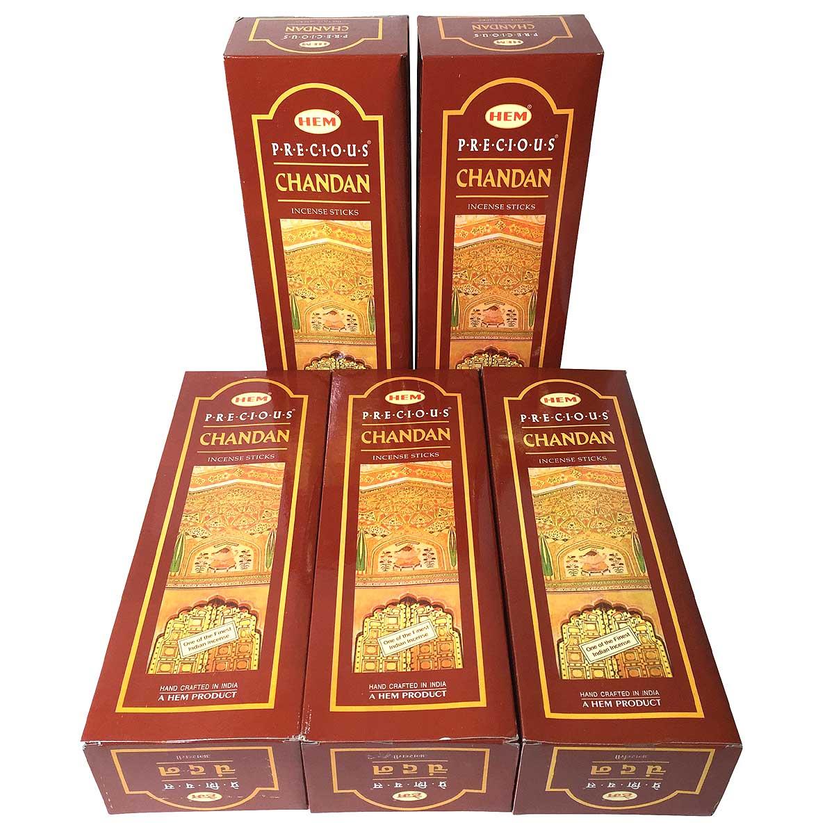 お香 手数料無料 バーゲンセール 卸おまとめプライス インド香 チャンダン香 スティック CHANDAN 30箱 卸おまとめプライス5BOX 送料無料