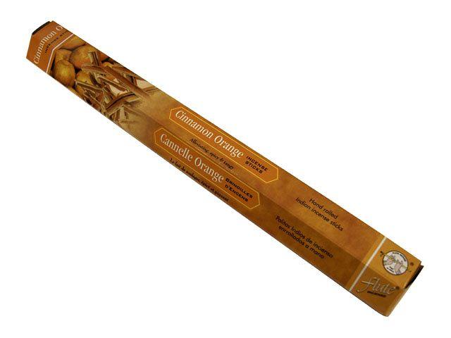 デザートの様なイメージのお香 お香 全商品オープニング価格 シナモンオレンジ香 スティック FLUTE CINAMON ORANGE ポスト投函配送選択可能です 1年保証 アジアン雑貨 6箱毎に送料1通分が掛かります インセンス インド香