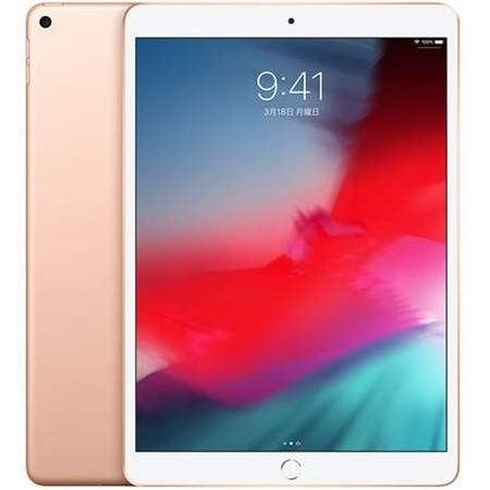 タブレット 大画面 アイパッドエアー 全国送料無料 iPad 信託 Air 10.5インチ Wi-Fi お得セット Apple MUUL2J ゴールド GD A アップル 64GB