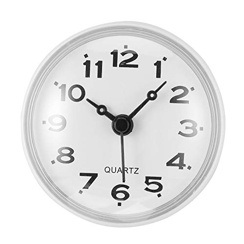 LIOOBO バスルーム時計 お風呂時計 吸盤付き 新作からSALEアイテム等お得な商品 満載 掛け時計 キッチン お風呂 爆安 防水クロック 家庭用