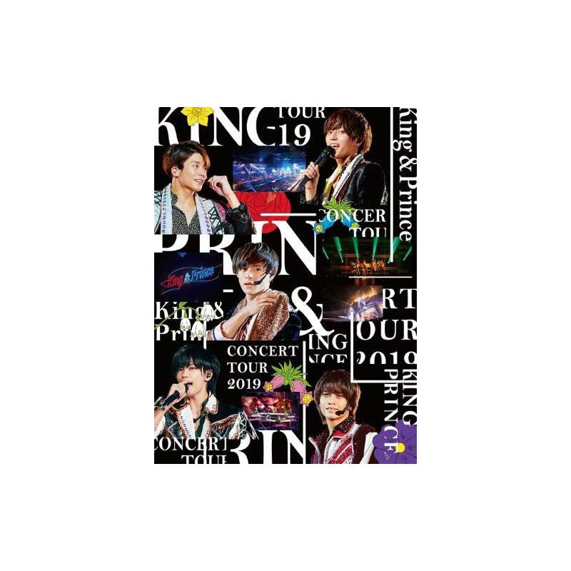5%還元対象【送料無料】King & Prince CONCERT TOUR 2019 初回限定盤 DVD キンプリ ジャニーズ