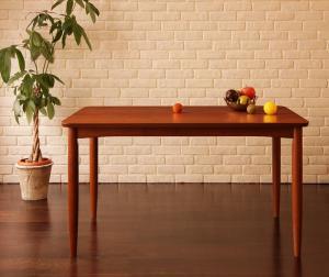 ダイニングテーブル 幅120 レトロモダンカフェ おしゃれ