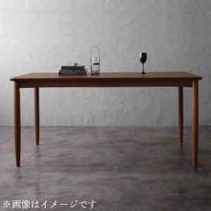 ダイニングテーブル アンティーク調 ウォールナット材テーブル 120cm おしゃれ
