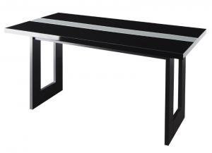 ダイニングテーブル おしゃれ シンプルモダンテイスト ハイバックチェア ダイニングテーブル W150