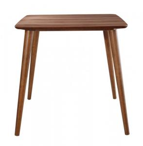 ダイニングテーブル おしゃれ W75 カフェスタイル