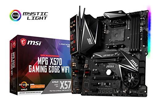 MSI MPG X570 2020 GAMING EDGE WI-FI ATX AMD X570チップセット搭載 MB4781 マザーボード 当店限定販売
