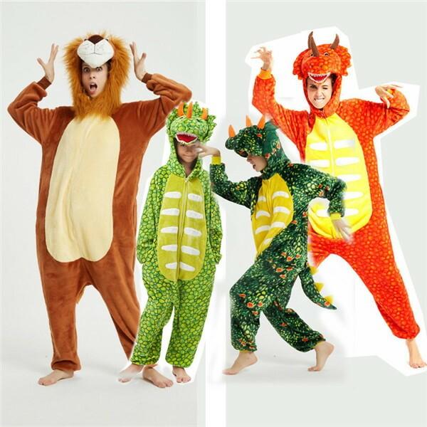 コスチューム 着ぐるみ 三角恐竜 ライオン 25%OFF パジャマ 子供用 大人用 可愛い 仮装 文化祭 クリスマス be044c0c0x1 かわいい ハロウィン 出群 大人 子供 衣装 学園祭