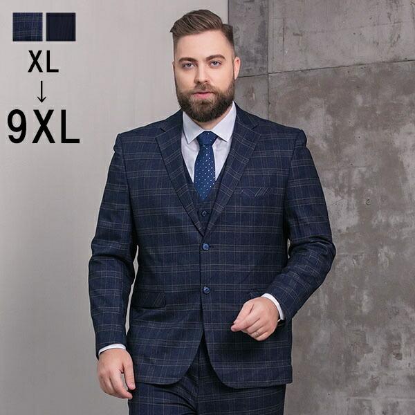 スーツ メンズ ビジネススーツ フォーマルスーツ パーティー 花婿スーツ 結婚式 卒業式 入学式 入社式 面接 日本正規品 suit リクルートスーツ 2つボタン 8XL おしゃれ 9XL 7XL サイズ有XL 着後レビューで 送料無料 6XL セットアップ ~4XL 大きいサイズ スリーピーススーツ dg170t2t2f4 男性用 ネイビー 5XL