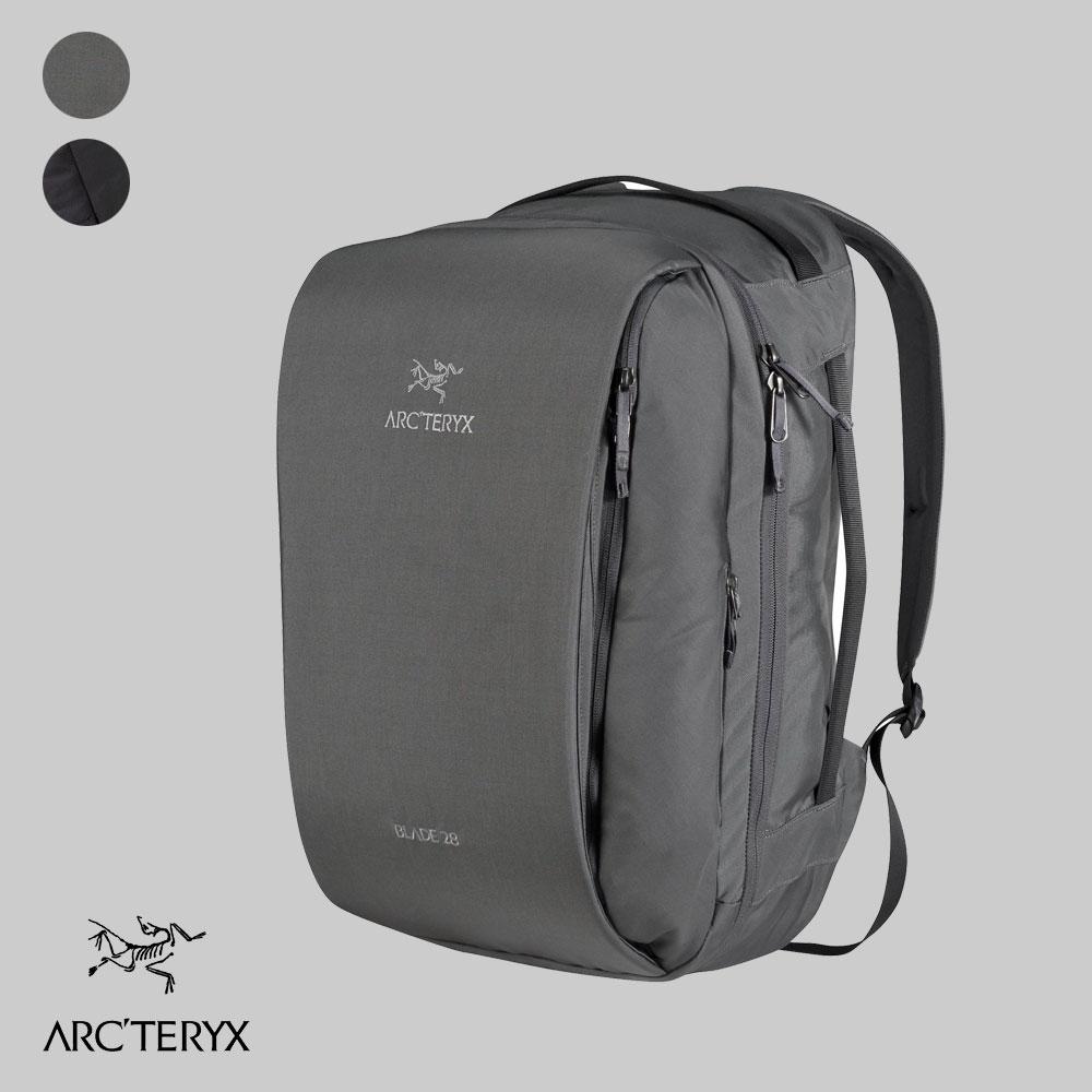 アークテリクス【Arc'teryx】BLADE 28 BACKPACK ブレード 28 バックパック [16178] 28L 通勤 通学 アウトドア デイパック トラベルバッグ 軽量 HAPTIC ハプティック