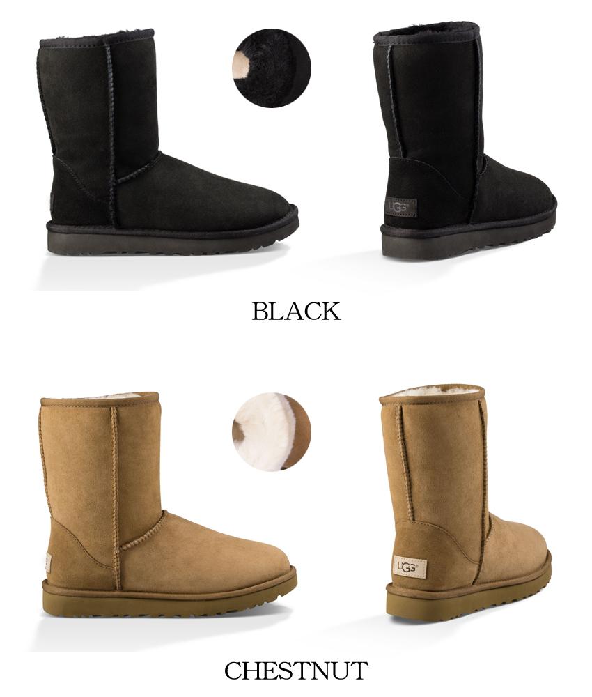 UGG (UGG) boots short boots classic short genuine moccasin BOA mokomoko pettanko pettanko boots fall/winter sand chestnut chocolate black grey cheap sale sale outlet price shoe store popularity rankings 2013