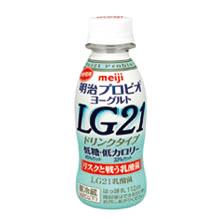 おなかの健康に役立つLG21乳酸菌を配合した高機能 ヨーグルト 低脂肪のドリンクタイプ 12本入り 112ml 定番キャンバス 10%OFF 明治プロビオヨーグルトLG21低脂肪ドリンクタイプ