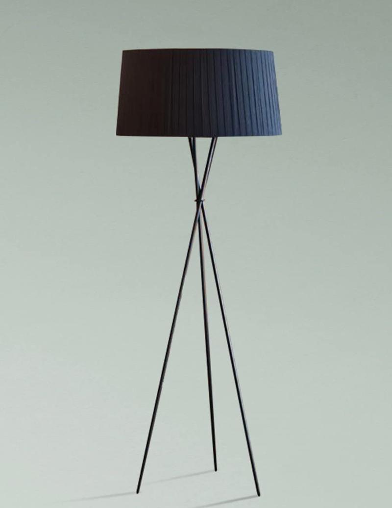 フロアライト フロアランプ 間接照明 スタンドライト 三脚 北欧 デンマーク デザイナーズ照明 送料無料