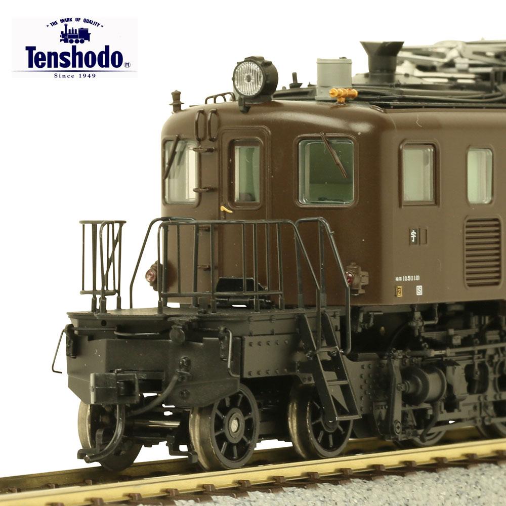 電気機関車 貨物 東北本線 蒸気暖房装置 鉄道模型 プレゼント ギフト 天賞堂 EF56形 1次型 6・7号機 東北晩年タイプ 1/80 16.5mmゲージ 動力車 52036 HOゲージ