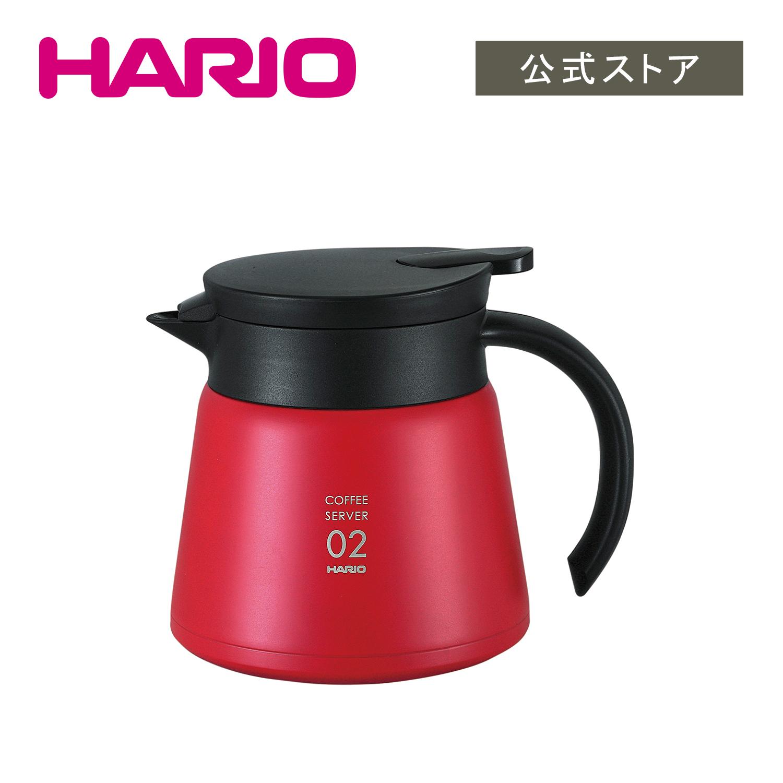 V60 日本最大級の品揃え 送料0円 保温ステンレスサーバー 600