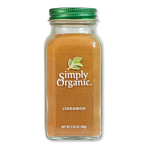 マーケット シナモン 69g [ギフト/プレゼント/ご褒美] Simply Organicスパイス オーガニック spice USDA コーシャ