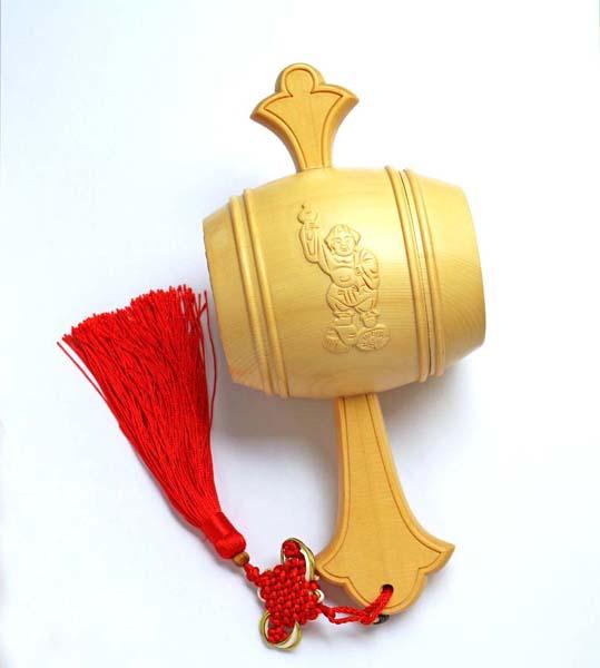 【如意宝】七福神 大黒様「打ち出の小槌」金運招来・商売繁盛