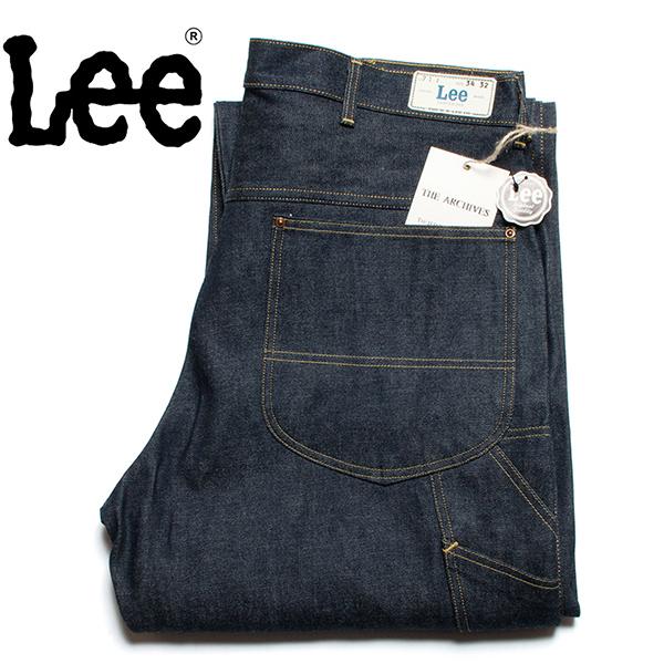 Lee ARCHIVES ペインタ―パンツ 71-Z Real Vintage 50's リー アーカイブス リジッド ジーンズ