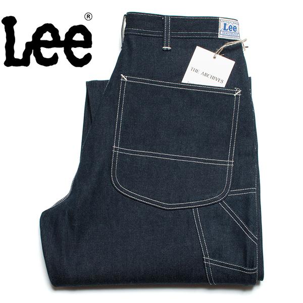 Lee ARCHIVES ペインタ―パンツ 11W Real Vintage 40's リー アーカイブス リジッド ジーンズ