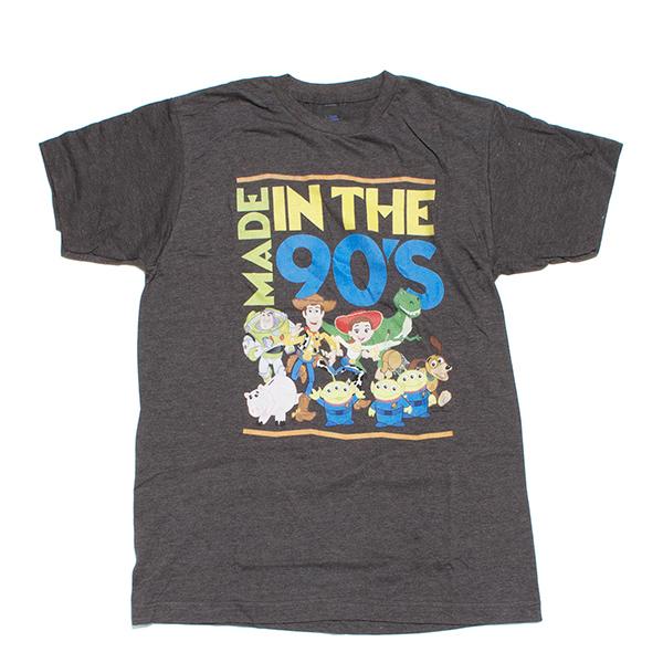 ディズニー ピクサー GOT 爆売りセール開催中 IT MADE Toy Story 90'S ギフ_包装 Disney IN トイストーリー Tシャツ Pixar THE