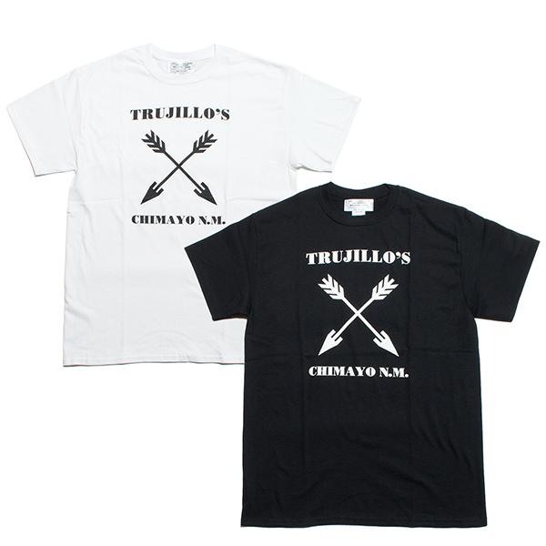 Trujillo's Tシャツ トゥルフィリオス クロスアロー CrossArrow