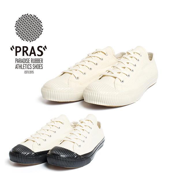 PRAS スニーカー プラス シェルキャップ ローカット 児島帆布 ムーンスター 日本製 01-001