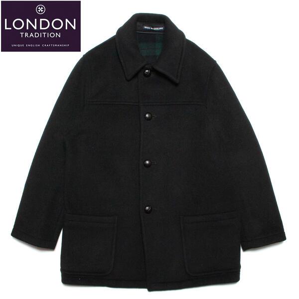ロンドントラディション メンズ ハーフコート LONDON TRADITION JACKSON Half Length Coat