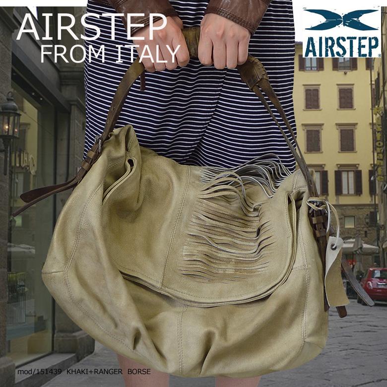 レザーショルダーバッグ 本革レザーバッグ インポートブランド 本革 鞄 かばん レザーバッグ レザーバック メンズ レディース AIRSTEP