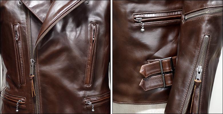 深色的棕色夹克,夹克皮革