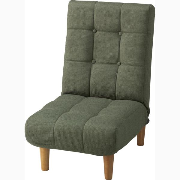 ソファ フロアソファ ポケットコイル リクライニング ロータイプ 座椅子 お洒落 azu ジョイン 限定モデル 新品 オシャレ 東谷 THC-107GR おしゃれ