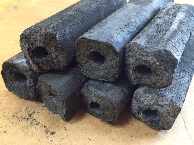 福化備長炭(オガ炭) 10kg×2箱  国産 1級品 tnr