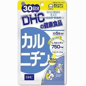 最新号掲載アイテム サプリ DHC カルニチン 150粒 30日分 L 期間限定特別価格 4511413614853 普通郵便のみ送料無料 カルニチン含有食品
