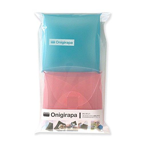 おにぎらパ 店 Onigirapa クリアランスsale 期間限定 作ったらそのままケース スカイピンク 2