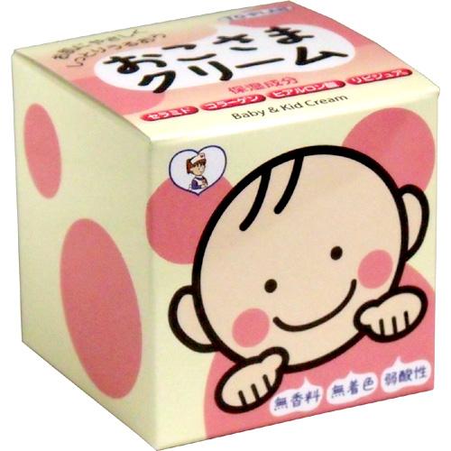 1個 トプラン おこさまクリーム110g OKOSAMA Cream 赤ちゃんからアトピー肌まで保湿クリーム