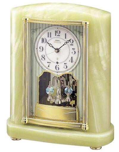 SEIKO EMBLEM(セイコー エンブレム) 置き時計/置時計 HW521M 【セイコー エムブレム】【P20】【DE】【楽ギフ_のし】【楽ギフ_名入れ】
