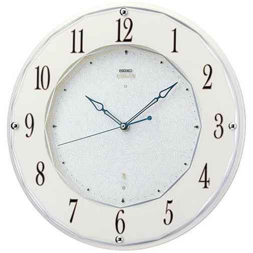 SEIKO EMBLEM(セイコー エンブレム) 掛け時計/壁掛け時計 HS524W 【セイコー エムブレム】【P20】【楽ギフ_のし】【楽ギフ_名入れ】