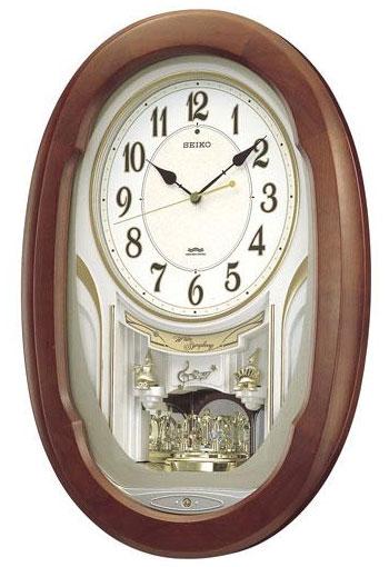 SEIKO CLOCK (セイコー クロック) 電波式 掛時計/掛け時計 ウエーブシンフォニー AM234H