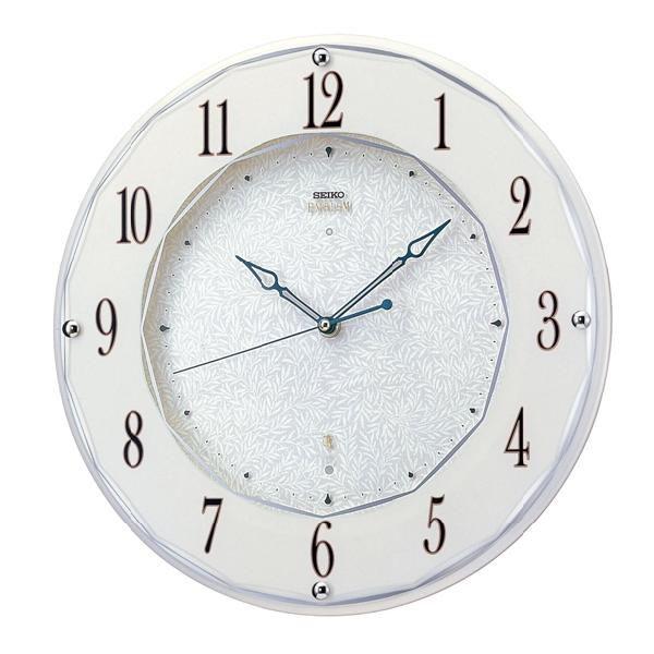 【3年保証】★SEIKO CLOCK EMBLEM(セイコークロック エンブレム) 電波掛け時計 HS524W 【セイコー エムブレム】【RE10】【P20】【楽ギフ_のし】【楽ギフ_名入れ】