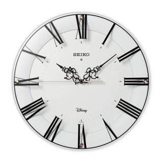 【名入れ 文字入れ 無料】ウォルト ディズニー FS506W 電波時計 掛け時計 】 セイコー SEIKO ディズニー ミッキーマウス&ミニーマウス【P10】【楽ギフ_のし】【楽ギフ_名入れ】