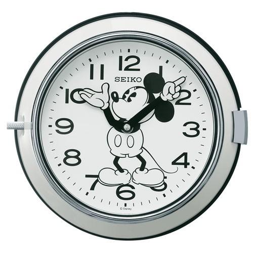 ウォルト ディズニー FS504W 電波時計 掛け時計 セイコー SEIKO ディズニー ミッキーマウス【P13】【楽ギフ_のし】【楽ギフ_名入れ】