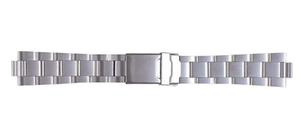 オスカー【OSCAR】 OSB4475S 20-9mm ステンレス バンビ BAMBI 時計バンド メタル 時計 バンド