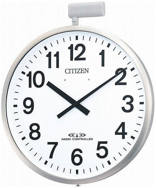 CITIZEN(シチズン) 掛時計 屋外タイプ パルウエーブM611B 4MY611-B19