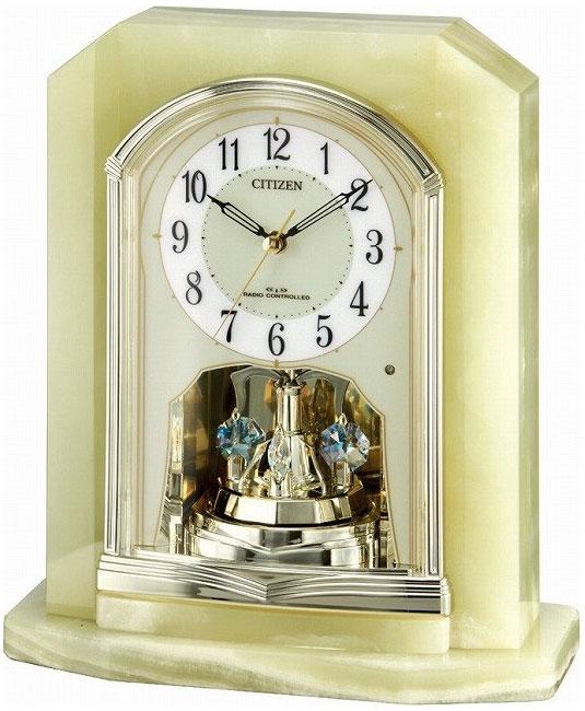 CITIZEN(シチズン) 置時計 スタンダード パルラフィーネR691 4RY691-005