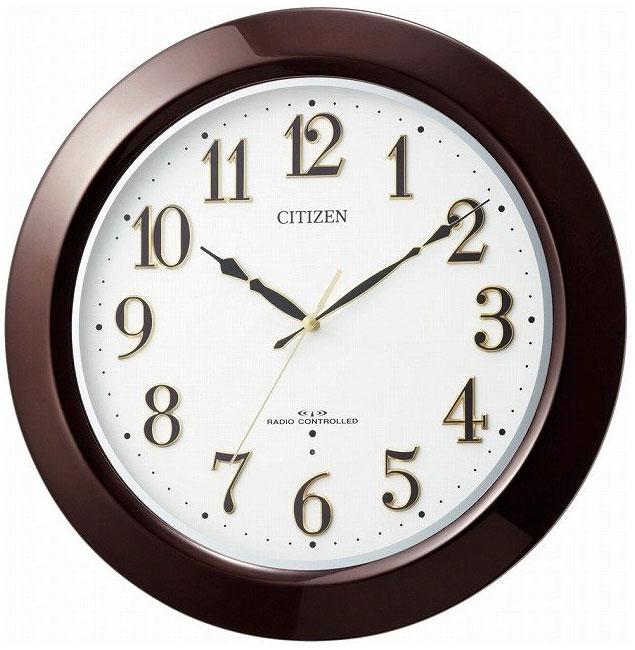CITIZEN(シチズン) 掛時計 スタンダード ネムリーナマロード 8MYA18-006