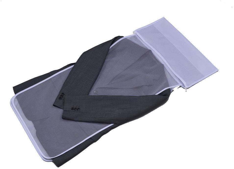 洗濯シワを驚くほど軽減する洗濯ネット 送料無料 限定Special Price ネットdeきれい セータ ジャケット用 安心の定価販売 ネットできれい ねっとできれい 型崩れ防止洗濯ネット
